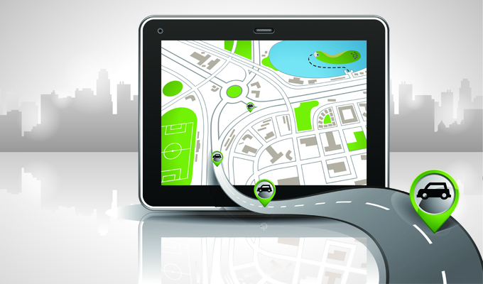Vehicle Phone Systems : Discover gps tracking etraq